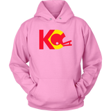 Chiefs Kingdom Sweatshirt Hoodie Kansas City Helmet