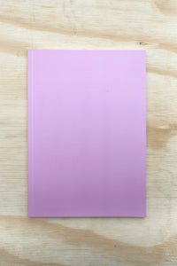 Nebraska Perfect Bound Notebook - Pink