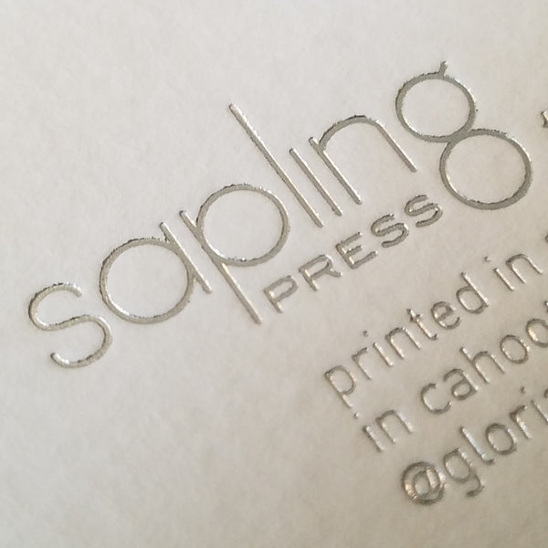 Sapling Press Greeting Cards