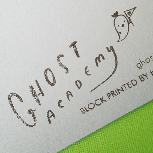 Ghost Academy Greeting Cards