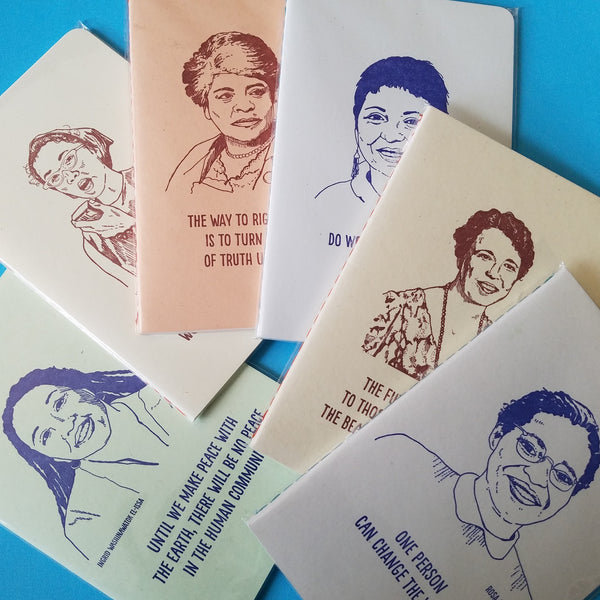 Strong Women Notebooks