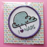 Fishcakes Patches