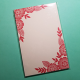 Block Printed Notepads