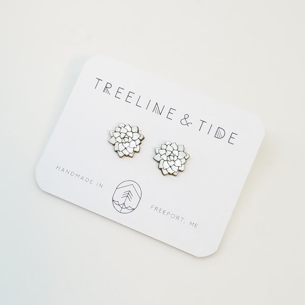 Treeline and Tide Wooden Jewelry