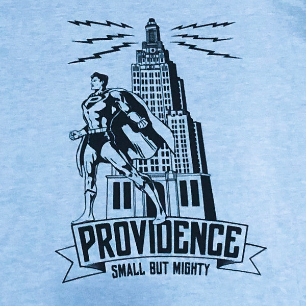Providence: Small But Mighty - Adult Men's Tee