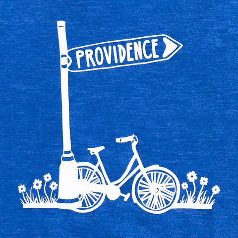 Providence Bike - Adult Men's Tee