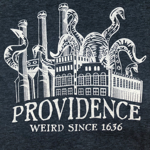 Providence: Weird Since 1636 - Adult Men's Tee