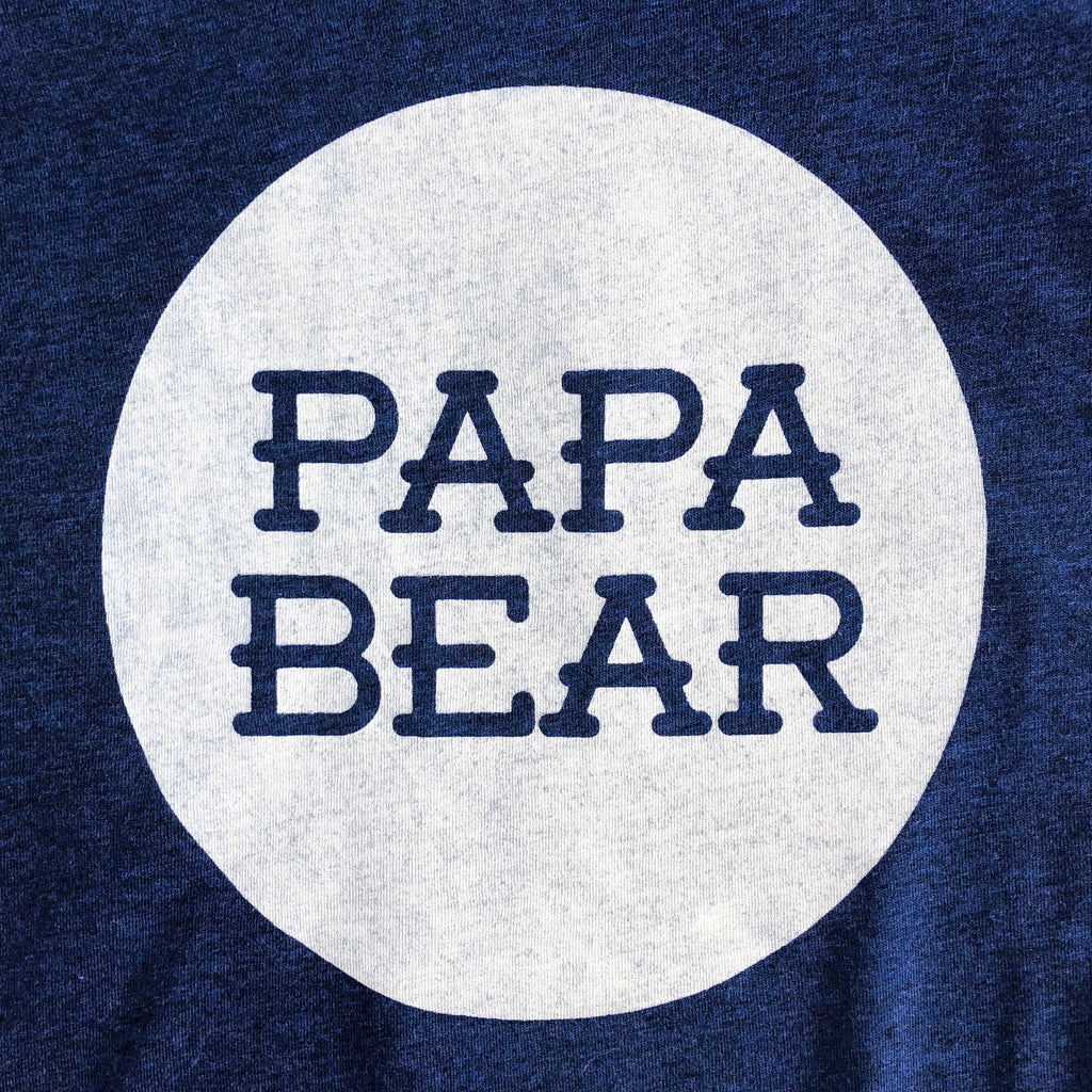 Papa Bear - Adult Men's Tee