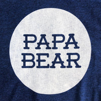Papa Bear - Men's T-Shirt