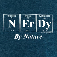 Nerdy By Nature - Adult Men's T-shirt
