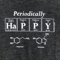 Periodically Happy - Men's T-Shirt