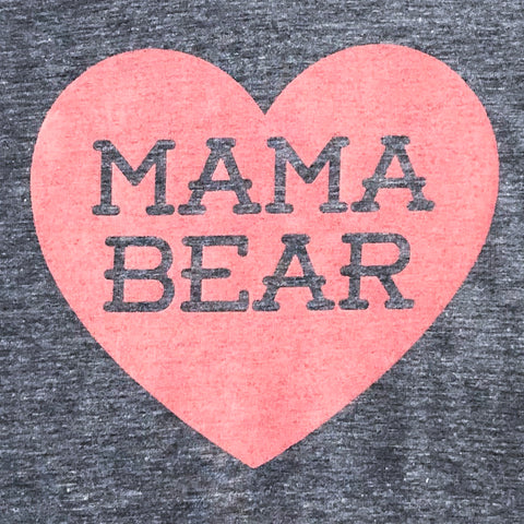 Mama Bear - Junior Women's T-Shirt