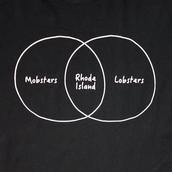 Mobster Lobster - Men's T-Shirt