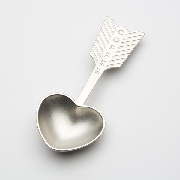 Coffee Heart Scoop