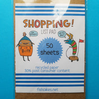 Are You Going Shopping? Memo Pad