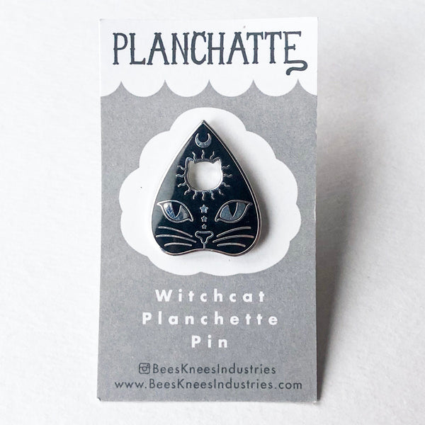 Planchatte Cat Pin