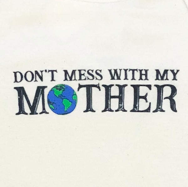 Don't Mess With My Mother - Baby Onesie