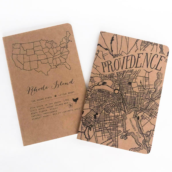 Blackbird Letterpress Notebooks