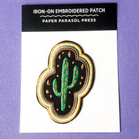 Magic Cactus Patch