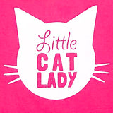 Little Cat Lady - Kid's T-shirt