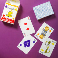 English-Spanish Bilingual Playing Cards