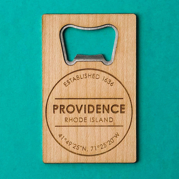 Providence, RI Bottle Opener