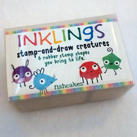 Inklings Stamp Creatures