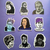 Our Favorite People Stickers