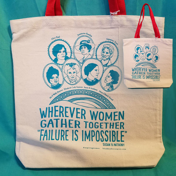 Women Gather Tote Bag