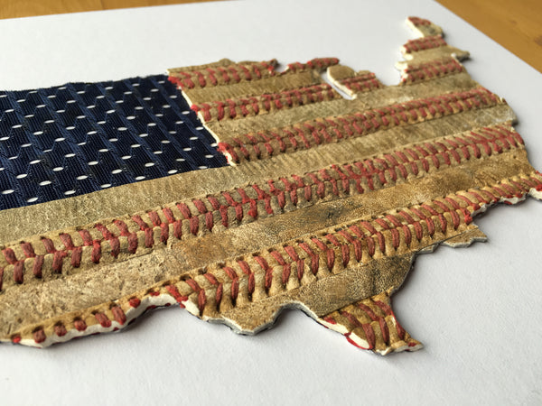 """Seams of America"" Original Artwork"