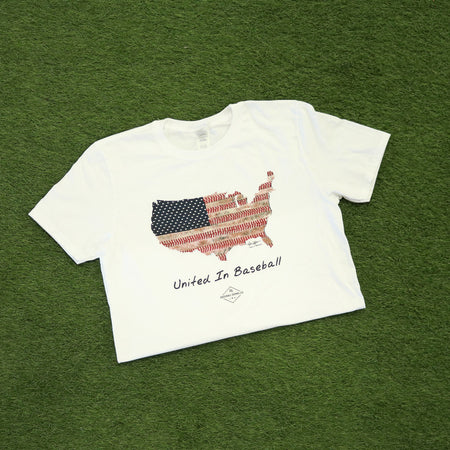 "NEW ""America's Game"" Adult Short-Sleeve Shirt"
