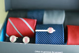 Baseball Seam Cufflinks