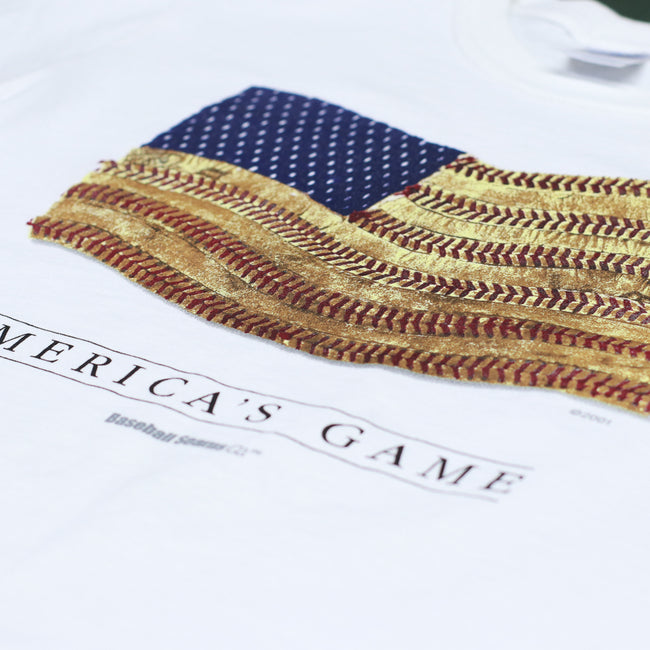 "CLEARANCE - ""America's Game"" Adult Short-Sleeve Shirt"