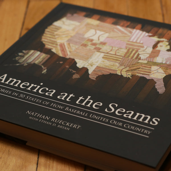 """America At The Seams"" BLEMISHED Hardcover Book"