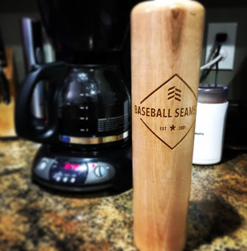 Limited Edition Baseball Bat Logo Mug