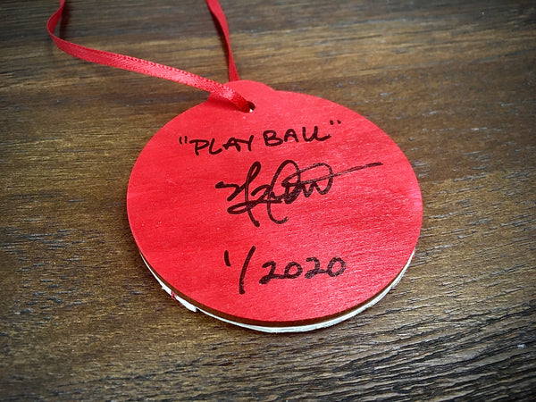 "(OUT OF STOCK) 2020 Release - ""PLAY BALL"" (#d/2020)"