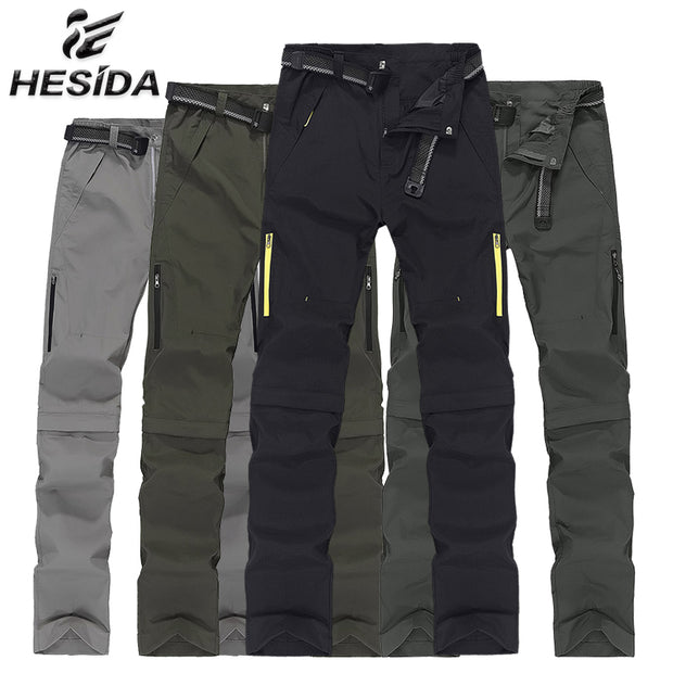 Removable Hiking Pants - travelgear4less