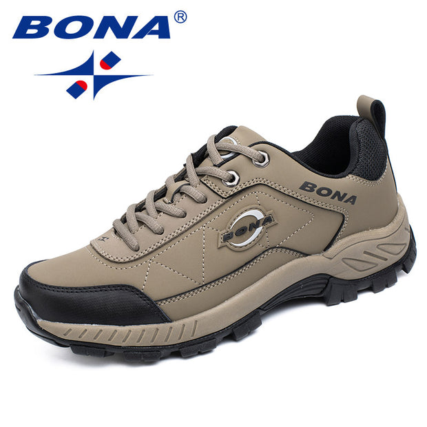 Comfortable Outdoor Men Hiking Shoes - travelgear4less