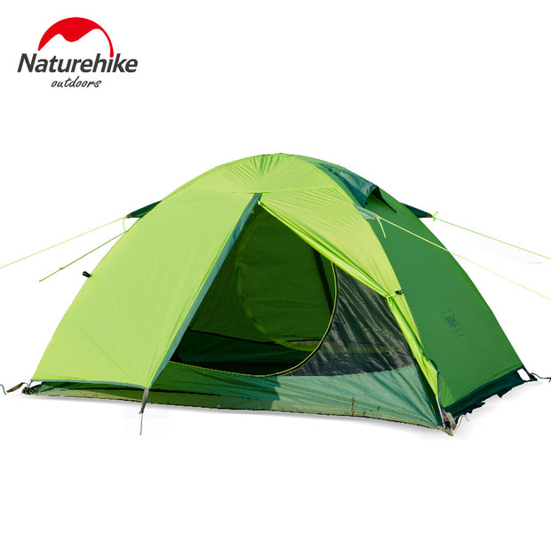 Ultralight 2 Person Tent Silicone Fabric - travelgear4less