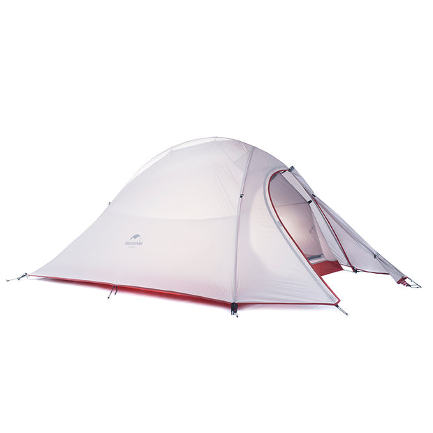 CloudUp Series Ultralight Hiking Tent 20D/210T Fabric For 2 Person - travelgear4less