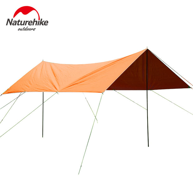 Sun Shelter Thick Oxford Cloth Camping Outdoor Rainproof Sunshade - travelgear4less