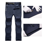 Summer Quick Dry Hiking Pants Man Outdoor Trekking Trousers Men Breathable Thin Sports Windproof Camping Mountain Climbing Pants - travelgear4less