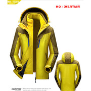 Winter Jacket Outdoor Hiking 3 in 1 - travelgear4less