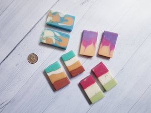 Soap Quarter Sample - Syringa Soapery