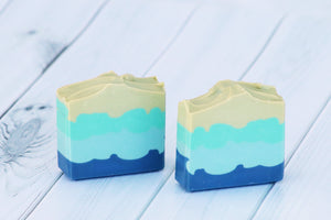 BLUEBERRY TONIC Artisan Soap
