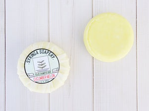 CUCUMBER MELON Artisan Shampoo Bar - New 2021 Formula