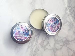 IDAHO LILAC Conditioning Body Balm - Syringa Soapery