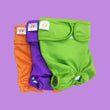 Female Dog Diapers (Washable & Reusable) - 3 PACK