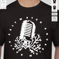 Saltwater Aquarium Radio T-Shirt