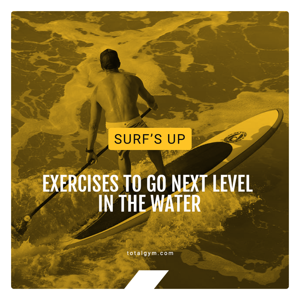 6 Exercises For Stand-up Paddle Boarders